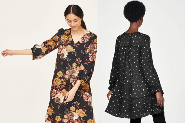 Women's sustainable, fair trade and ethical dresses.