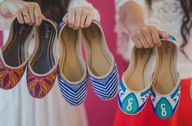 Women's sustainable and fair trade shoes, flats, heels, boots.